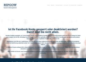 Facebook-sperre.de thumbnail