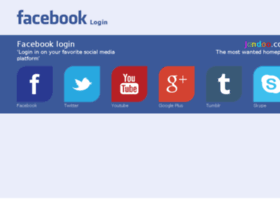 Facebooklogin-facebook.com thumbnail