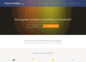 Facecurtidas.com.br thumbnail