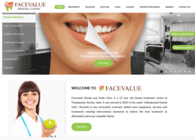 Facevalue.in thumbnail