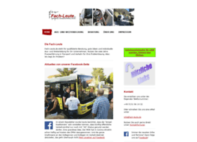 Fach-leute.de thumbnail