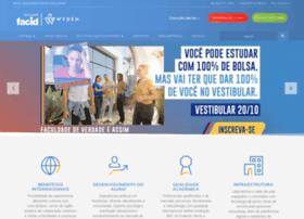 Facid.edu.br thumbnail