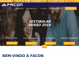Facon.edu.br thumbnail
