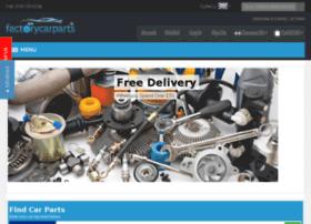 Factorycarparts.co.uk thumbnail