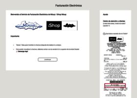Facturaelectronica.mixup.com thumbnail