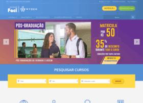 Faculdadeideal.edu.br thumbnail