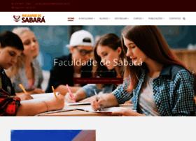 Faculdadesabara.com.br thumbnail