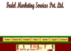 FADEL MARKETING SERVICES PVT. LTD.
