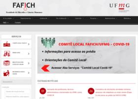 Fafich.ufmg.br thumbnail