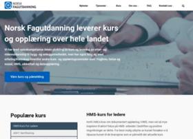 Fagutdanning.no thumbnail