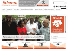 Fahamu.org thumbnail