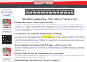 Fahrschule.de thumbnail