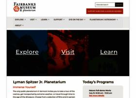 Fairbanksmuseum.org thumbnail