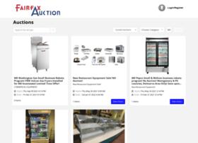 Fairfaxauction.net thumbnail
