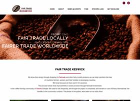 Fairtradekeswick.org.uk thumbnail