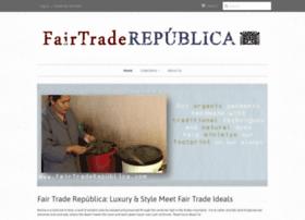 Fairtraderepublica.com thumbnail