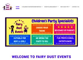 Fairydustevents.co.uk thumbnail