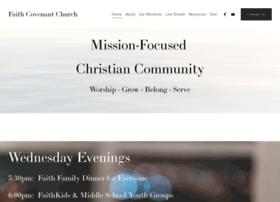 Faithcovmanistee.org thumbnail