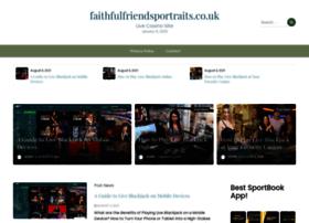 Faithfulfriendsportraits.co.uk thumbnail