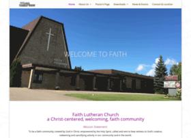 Faithlutheransaultstemarie.org thumbnail