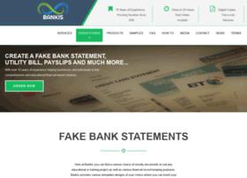 Fakebankstatements.co.uk thumbnail