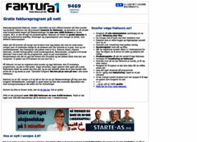 Faktura1.no thumbnail