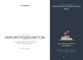 Faktury.pcsecurity.sk thumbnail