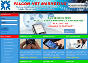 Falconnetmarketing.com thumbnail