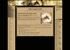 Fallen-empire.wzarlon.dk thumbnail