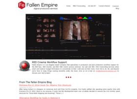 Fallenempiredigital.com thumbnail