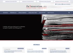 Falszerstwa.pl thumbnail