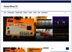 Fameafrica.tv thumbnail