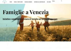 Famiglieavenezia.it thumbnail