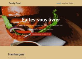 Family-food.fr thumbnail