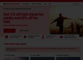 Familyandfriends-railcard.co.uk thumbnail