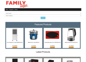Familyneeds.net thumbnail