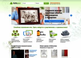 Familyspace.ru thumbnail