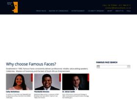 Famousfaces.co.za thumbnail