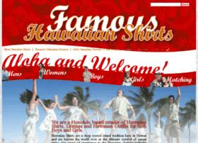 Famoushawaiianshirts.com thumbnail