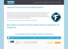 Fanaticojuegos.com.ar thumbnail