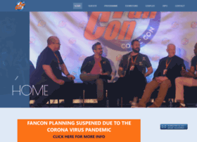Fancon.co.za thumbnail