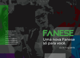 Fanese.edu.br thumbnail
