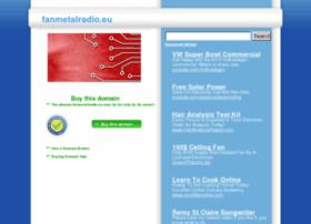 Fanmetalradio.eu thumbnail
