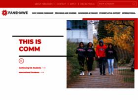 Fanshawec.ca thumbnail