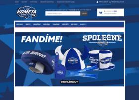 fanshop.hc-kometa.cz at WI. Oficiální fanshop HC Kometa Brno