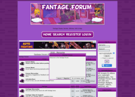 Fantageforum.forumotion.com thumbnail