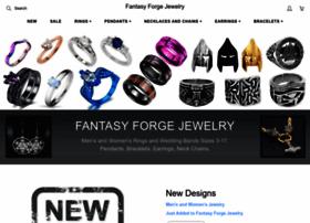 Fantasyforgejewelry.com thumbnail