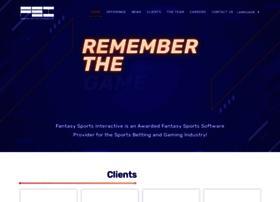 Fantasysportsinteractive.co.uk thumbnail