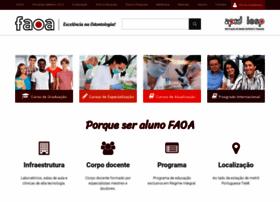 Faoa.edu.br thumbnail