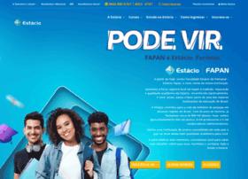 Fapan.edu.br thumbnail